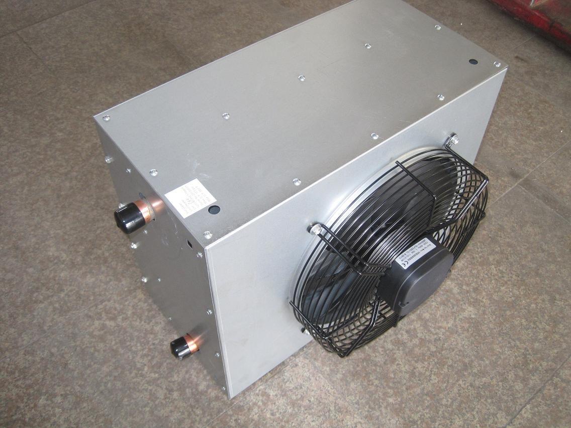 50 000 Btu Hydronic Hot Water Hanging Unit Heater Single Speed Furnace 110 Volt Wiring Fan Modine