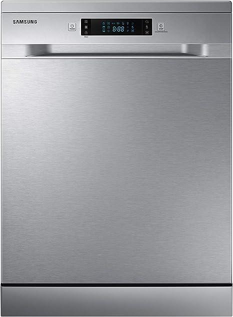 Samsung DW60M6050FS Independiente 14cubiertos A++ lavavajilla - Lavavajillas (Independiente, Acero inoxidable, Tamaño completo (60 cm), Acero inoxidable, Botones, Tocar, LED): 447.74: Amazon.es: Grandes electrodomésticos