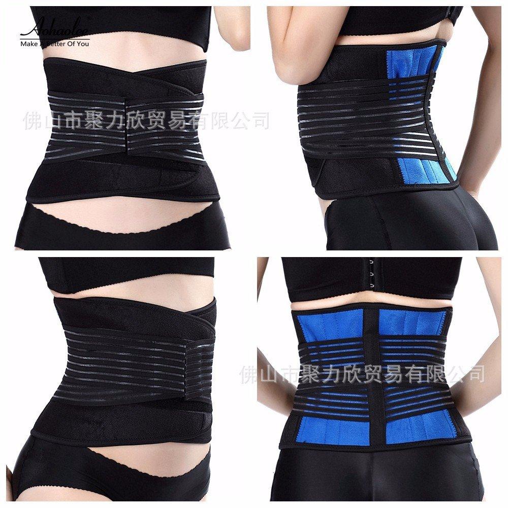 HL-Bewegung der Luft Riemen Riemen Riemen aus Kunststoff den Riemen Riemen den Taille Bauch zu nehmen bdbdff