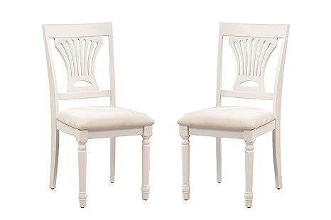 Amazon.com: trithi muebles Portland madera blanco cocina y ...