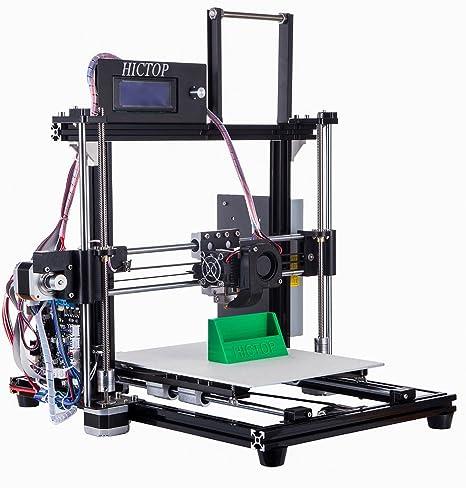 HICTOP mejorada impresora 24V 3D Prusa I3 escritorio Filamento ...