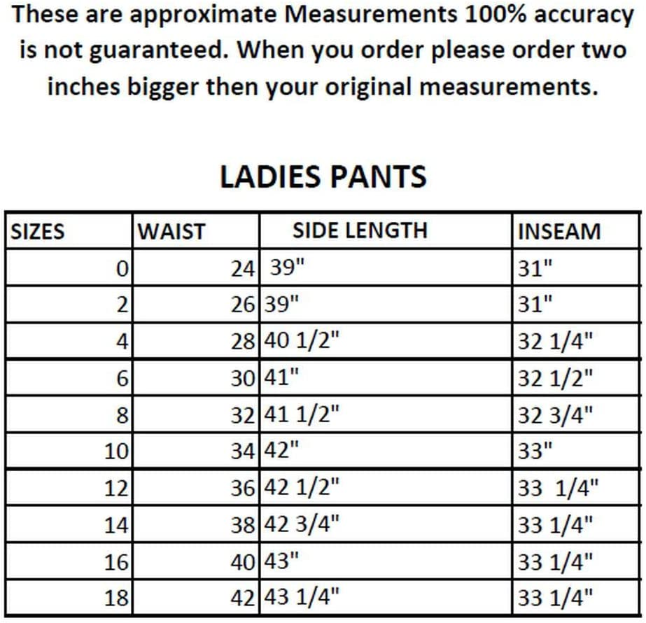 Womens AL2550 plain pants 8 Black