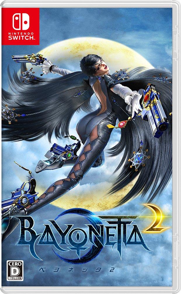 Bayonetta 2 - Switch Xci