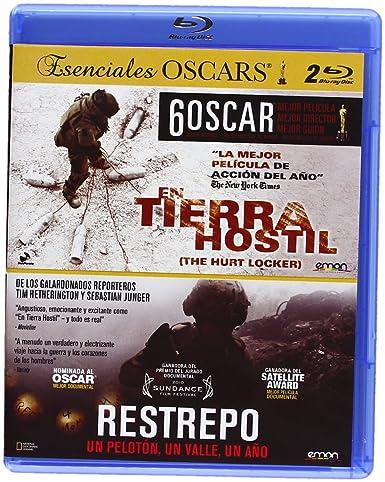 Pack: En Tierra Hostil + Restrepo [Blu-ray]: Amazon.es: Jeremy ...