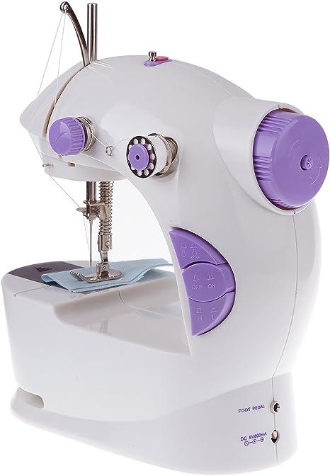 Máquina de Coser Compacta de Doble Hilo y Doble Velocidad (Alta ...