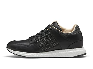 89a2535905b8 adidas Consortium x Avenue Men EQT 9316 Support Black Vegetable tan White  Size 6.0 US