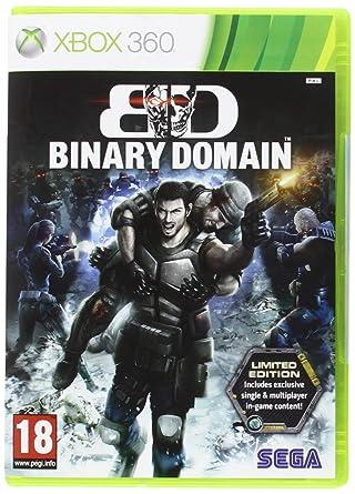 Binary Domain - Limited Edition [Importación Alemana ...