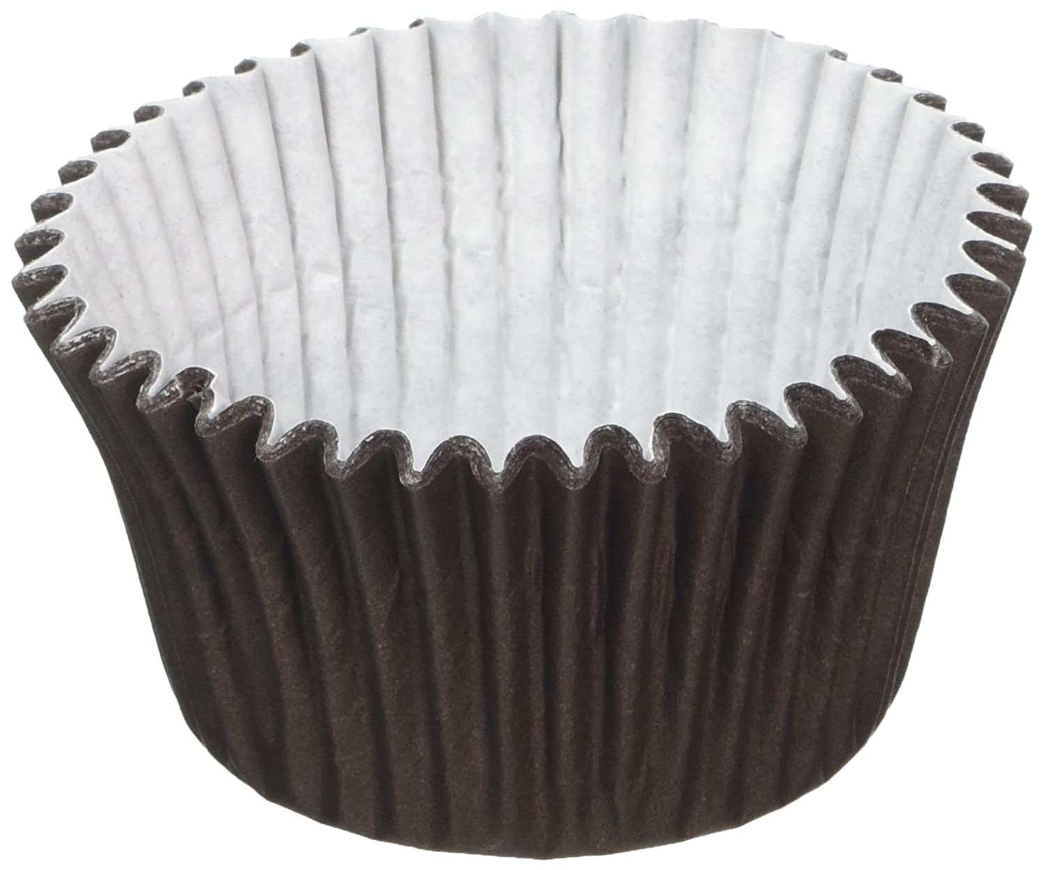 Holly Cupcakes 180 Excellent Quality Black Muffin Cases