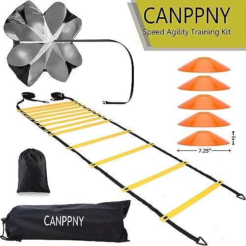 CANPPNY Speed Agility Trainingsset