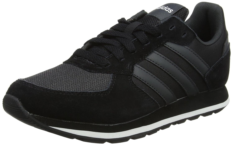adidas 8k W, Zapatillas de Gimnasia Para Mujer 37 1/3 EU|Negro (Core Black/Carbon S18/Crystal Wht S16)