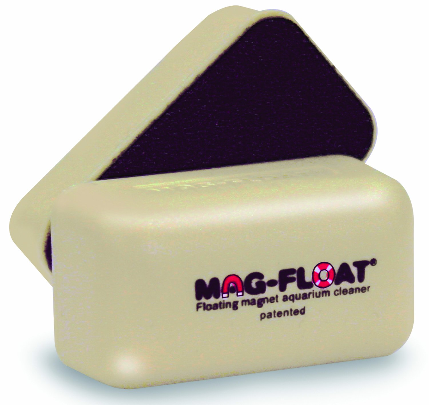 Mag-Float 25A Acrylic Cleaner - Mini - Tan Gulfstream Tropical Aquar AP-B0061PIRGW