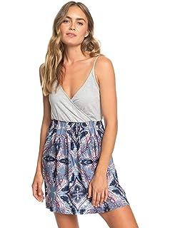 97789a35576 Amazon.com: Roxy Women's Hot Summer Lands Long Dress: Clothing