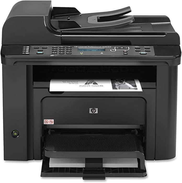 HP LaserJet Pro M1536dnf Multifunction Printer (Renewed)