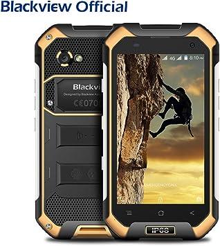 Blackview BV6000S IP68 Smartphone Libre, Impermeable Antipolvo ...