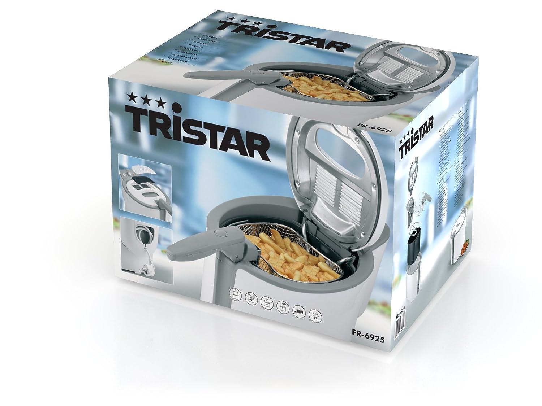 Tristar FR-6925 - Freidora con termostato regulable, 35 l: Amazon.es: Hogar