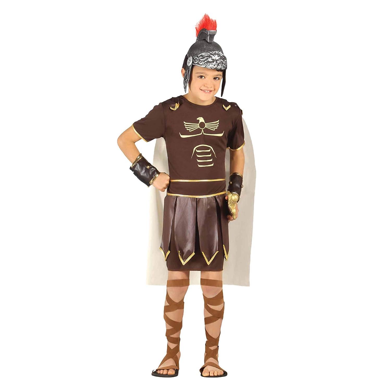 Guirca 82548 - Soldado Romano Infantil Talla 7-9 Años: Amazon.es ...