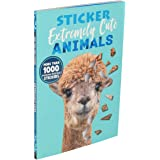 Sticker Extremely Cute Animals