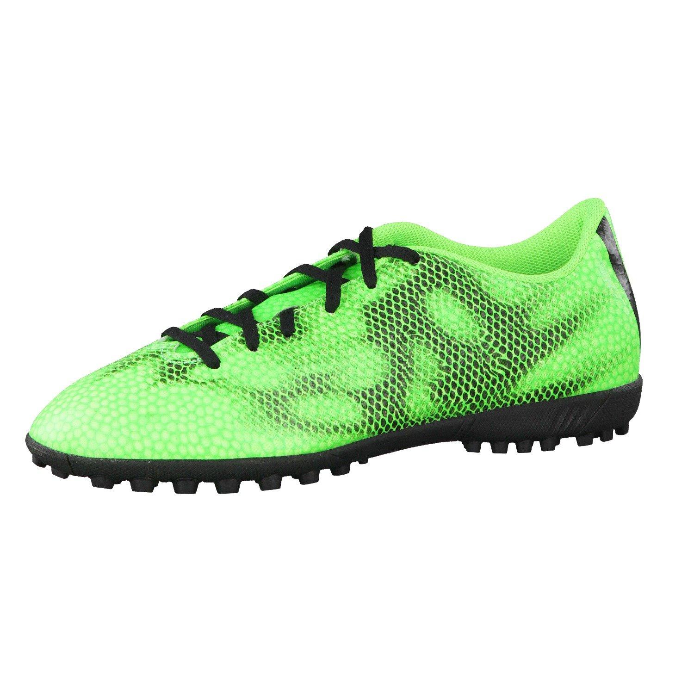 adidas F5TF Chaussures de Football Homme Chaussures de Soccer Solaire Vert