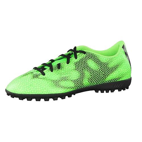 Adidas – Scarpe Calcio Calcetto Tf In Verde Da B44302 Pelle F5 jUMLzpVGSq