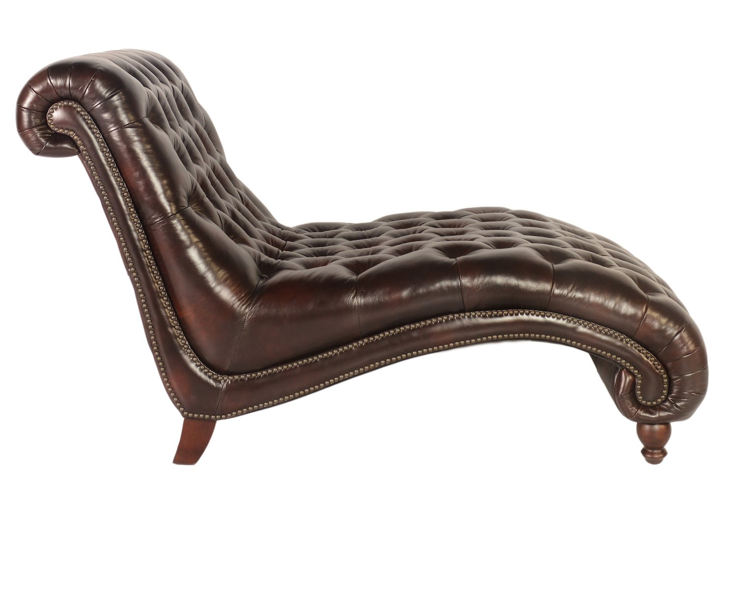chairs lounge chaise uk faux josephine ashley chair leather furniture brown black indoors victorian