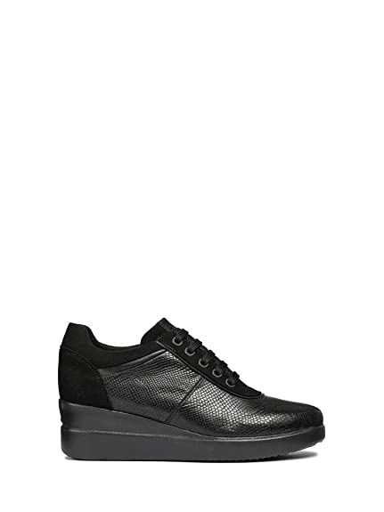 a5601707a517 Geox Women's D Stardust a Low-Top Sneakers: Amazon.co.uk: Shoes & Bags