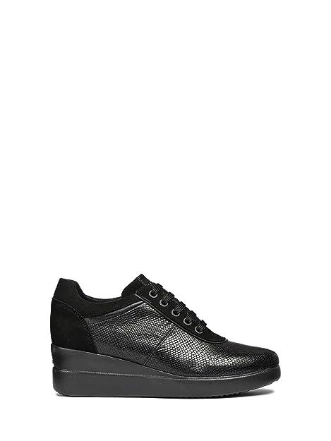 Geox D Stardust A, Zapatillas para Mujer: Amazon.es: Zapatos y complementos