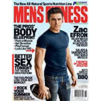 1-Yr Mens Fitness Magazine Subscription