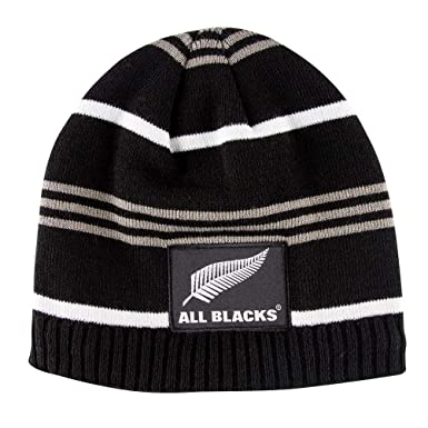 59630772907 New Zealand All Blacks Rugby Kids Classic Beanie Hat (7-10 years)   Amazon.co.uk  Clothing