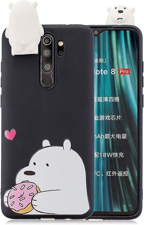 Cover per Xiaomi Redmi Note 8 Pro custodia per Xiaomi Redmi Note 8 Pro 1