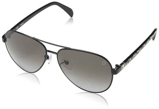b1adfa3aca Tous STO329-580540 Gafas de sol, Shiny Black, 58 para Mujer: Amazon.es:  Ropa y accesorios