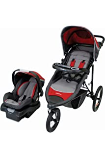 Eddie Bauer 01184CTAG TrailGuide Jogger Travel System