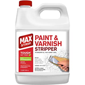 MAX Strip Paint & Varnish Stripper