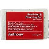 Anthony Exfoliating and Cleansing Bar, Grapefruit, 7 oz.