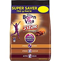 Cadbury Bournvita 5 Star Magic Health Drink Pack - 750g