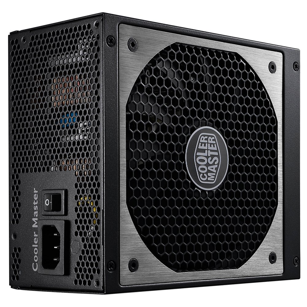 Cooler Master V1000 - Fully Modular 1000W 80 PLUS Gold PSU with Silencio Silent 135mm fan (6th Generation Skylake Ready) by Cooler Master (Image #7)