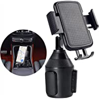 Daluz Car Cup Holder Phone Mount with Short or Long Neck