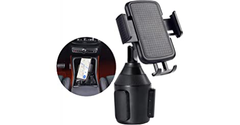 Daluz Car Cup Holder Phone Mount with Short or Long Neck only $9.98