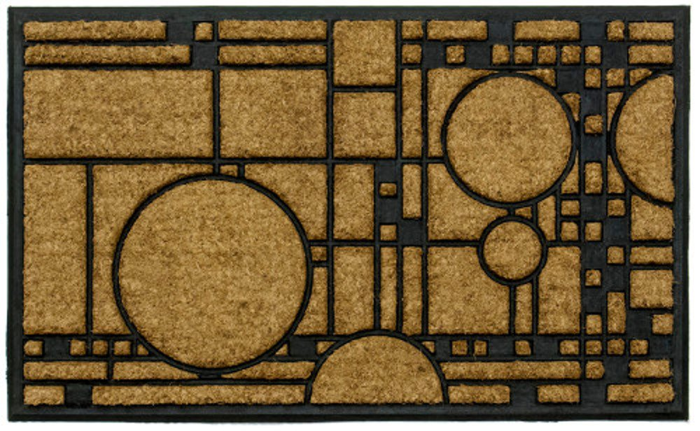 Frank Lloyd Wright Collection Playhouse Doormat
