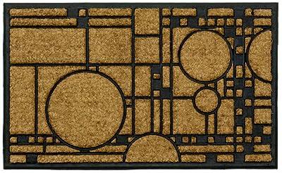 Frank Lloyd Wright Coonley Playhouse Doormat
