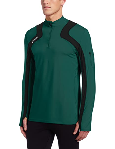 c08bf392 ASICS Men's Team Tech Half Zip