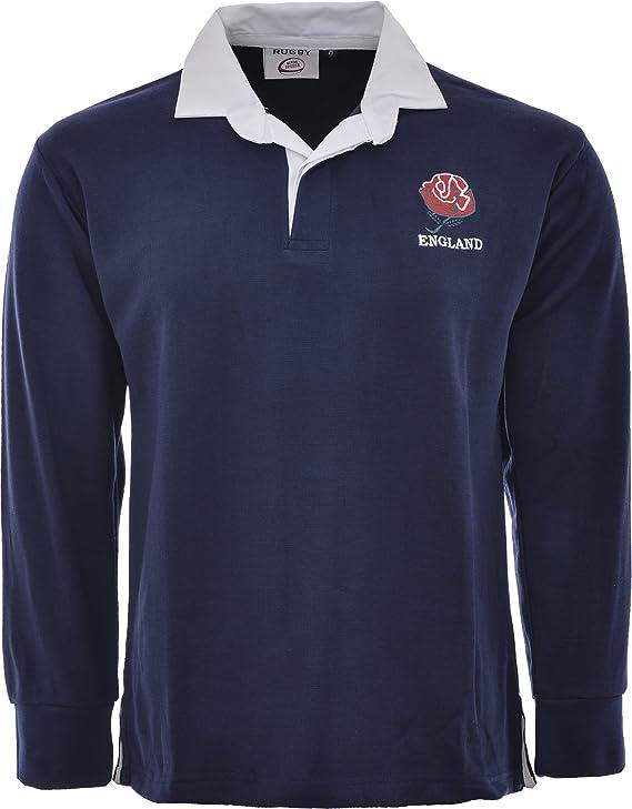 Activewear - Camiseta de la selección inglesa de rugby de manga ...