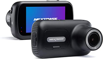 "Nextbase 322GW Dash Cam 2.5"" HD 1080p Touch Screen Car Dashboard Camera"