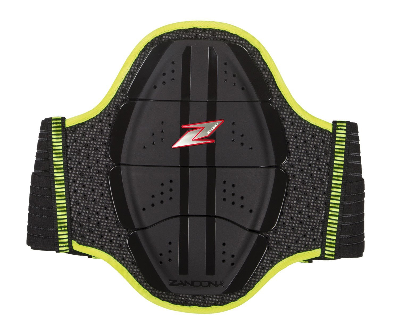 Zandonà Paraschiena Shield Evo X4 High Visibility, Nero, L Zandonà 1204HVBKLBK