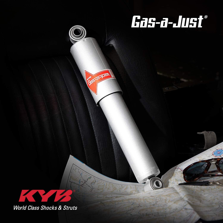 Fits Hyundai Elantra Veloster Kia Rio l4 Rear Shock Absorber KYB Excel-G 554384