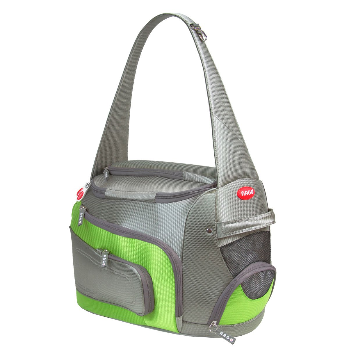 Argo By Teafco Duff-O Airline Approved (20'' Large) Pet Carrier - Kiwi Green