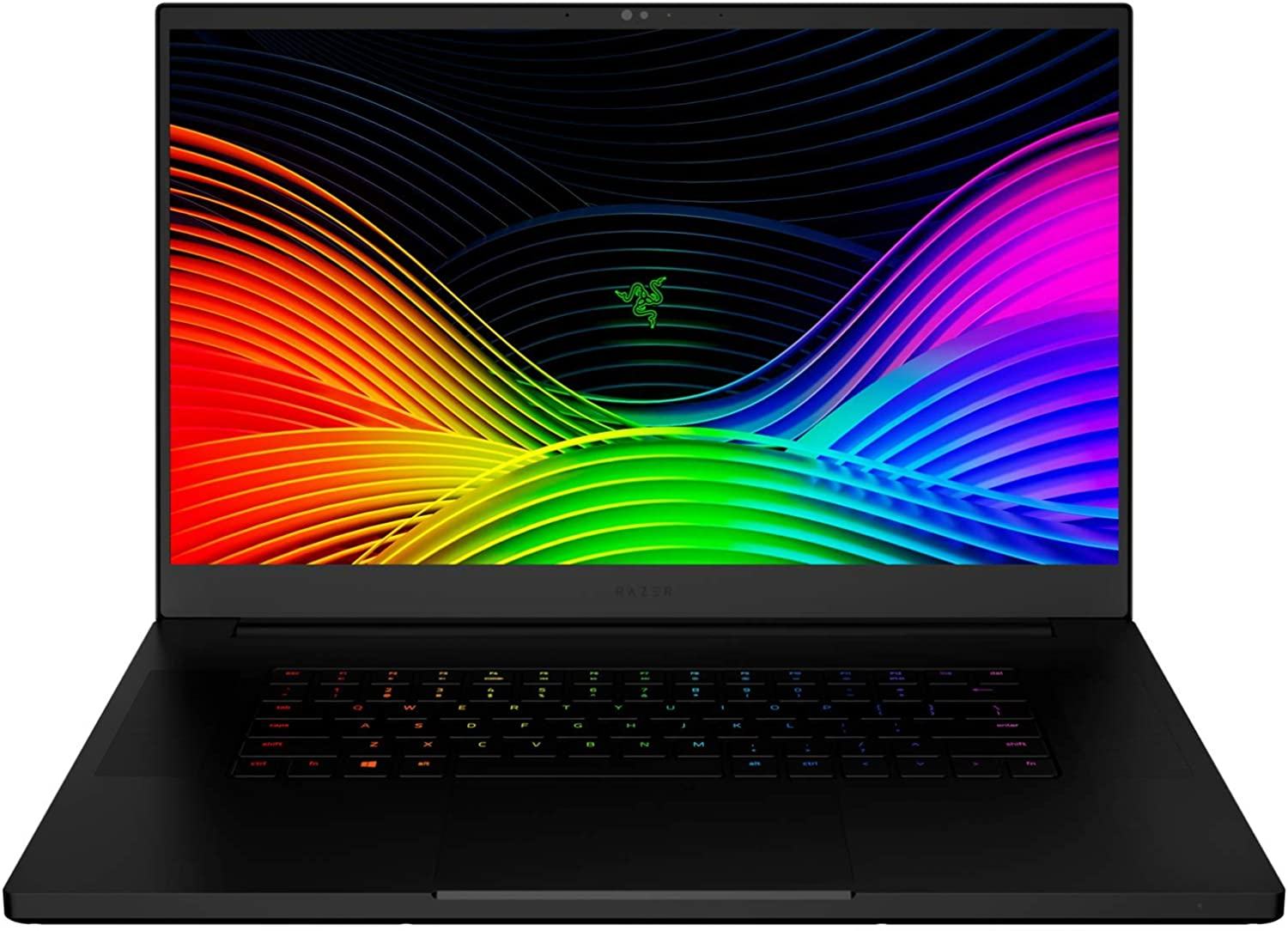 "Razer Blade Pro 17 Gaming Laptop 2019: Intel Core i7-9750H, NVIDIA GeForce RTX 2070 Max-Q, 17.3"" FHD 144hz, 16GB RAM, 512GB SSD, CNC Aluminum, Chroma RGB Lighting, Thunderbolt 3, SD Card Reader"
