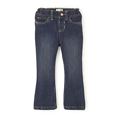 851aaea5b3d The Children's Place Baby Girls' Toddler Bootcut Jeans, China Blue 26560,  ...