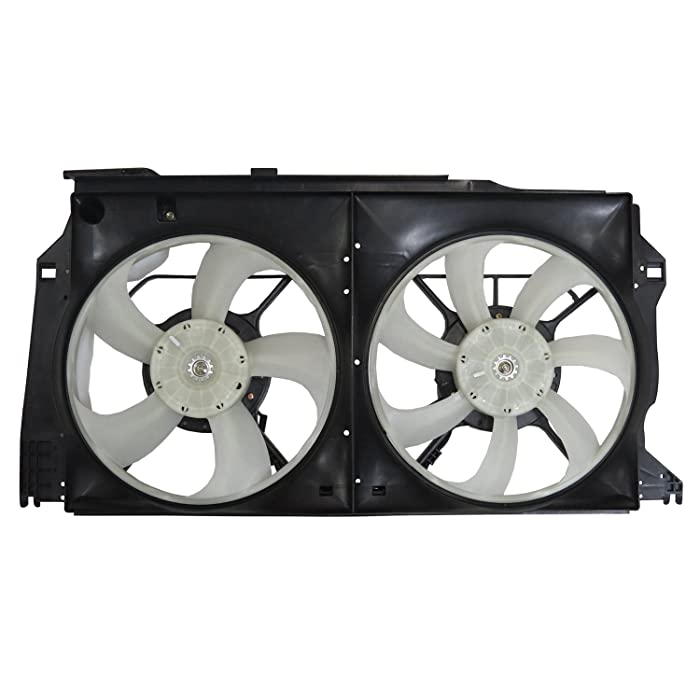 TYC 623370 Replacement Cooling Fan Assembly