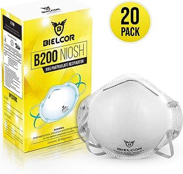 niosh mask disposable