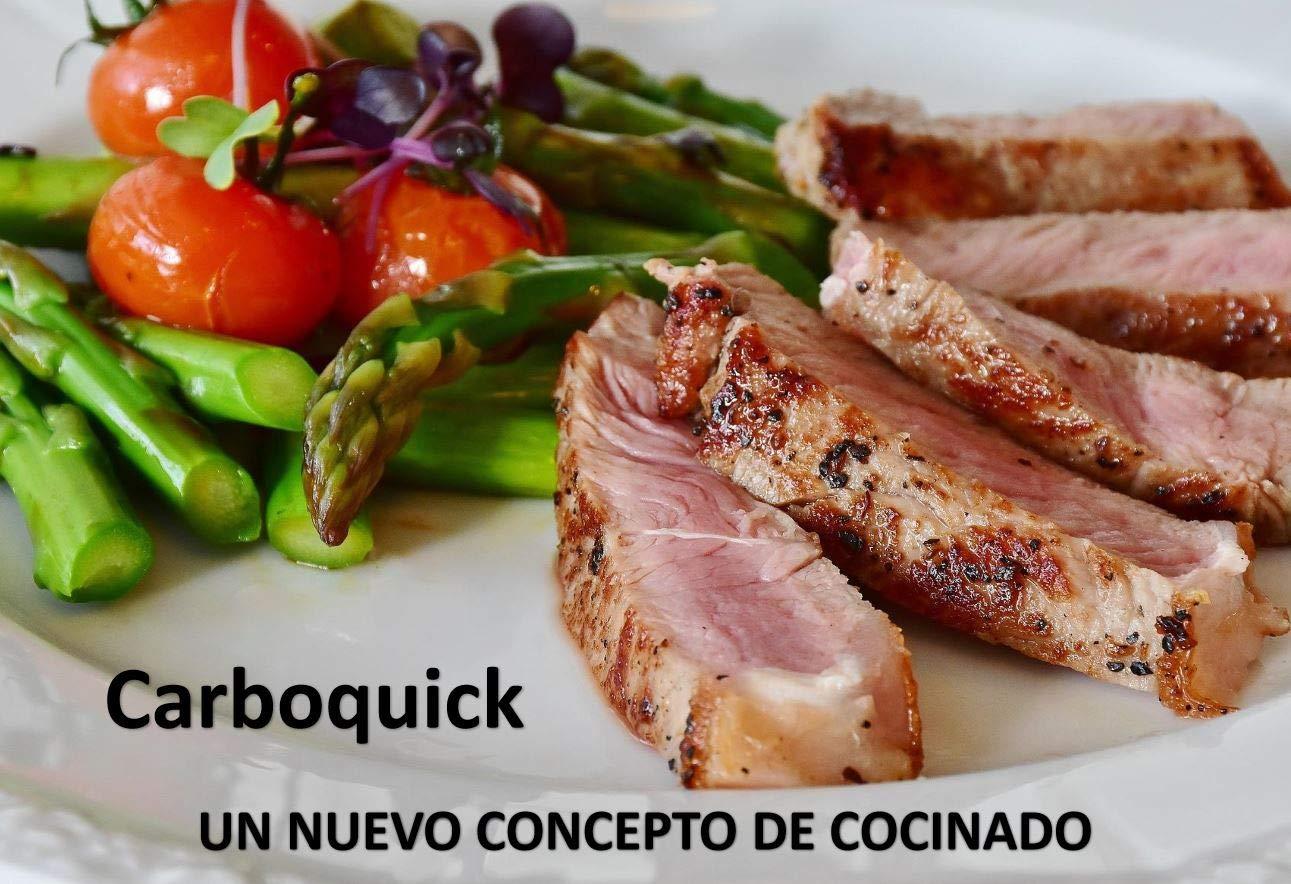 Sin Qu/ímicos y Sin Acelerantes CARBOQUICK Pack 4X Kit de Autoencendido 100/% Ecol/ógico